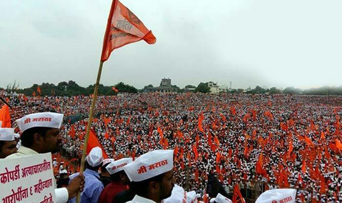 Ahmednagar-Maratha-Morcha