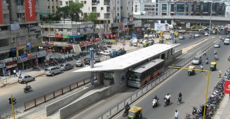 BRT Ahmedabad